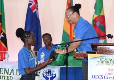 CICL Partners with OECS Summit #16