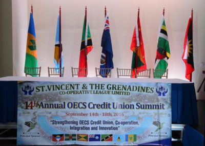 CICL Partners with OECS Summit #28