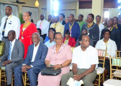 CICL Partners with OECS Summit #8