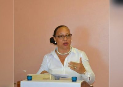 CICL's Marketing Manager Address Youth Summit #2
